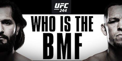 UFC 244 - Masvidal vs Diaz
