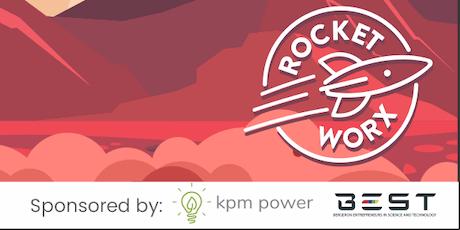 Rocketworx Launch Contest tickets