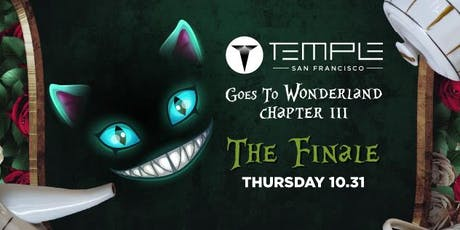 Temple Goes to Wonderland - Chapter 3: The Finale feat Franzen, The Sponges & Hot Bullet tickets