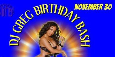 DJ Greg birthday bash