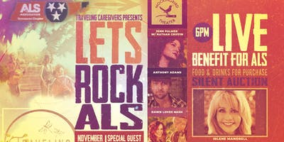 Let's Rock ALS-Live Benefit
