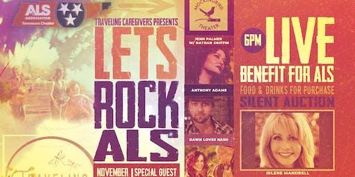 Let's Rock ALS-Live Benefit