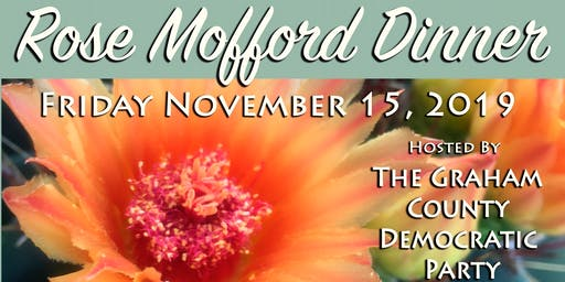 1st Annual Rose Mofford Dinner