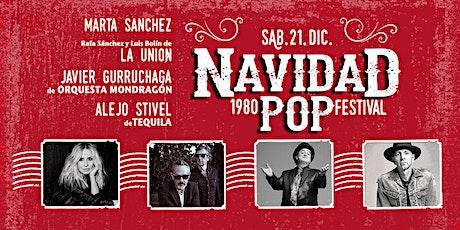 NAVIDAD 1980 POP FESTIVAL entradas