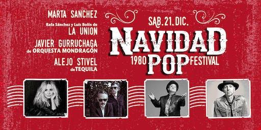 NAVIDAD 1980 POP FESTIVAL