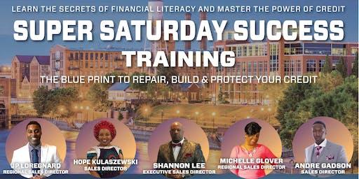 Super Saturday  Success Training