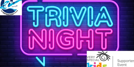 SIA TRIVIA NIGHT FUNDRAISER