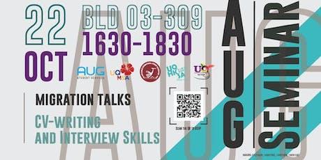 UQ Clubs Careers & Migration Seminar tickets