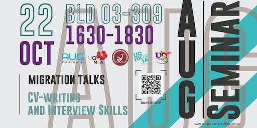UQ Clubs Careers & Migration Seminar