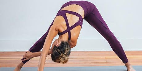lululemon yoga at Queen Street  tickets