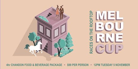 Melbourne Cup Rooftop Garden Party tickets