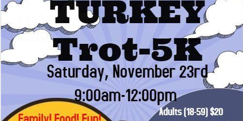Belle Creek Turkey Trot - 5k