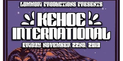 Kehoe International/Swerve/Card 63/Kat Van Morgan