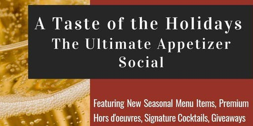 The Ultimate Appetizer Social