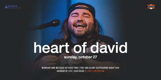 Heart of David with Rick Pino