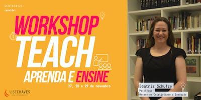 Curso Teach  - Aprenda e Ensine (27/11 a 29/11)