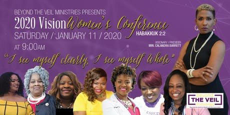 """Beyond The Veil Women's Conference ~ """"2020 Vision"""" tickets"""