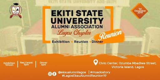 Ekiti State University Alumni Association Lagos Chapter Reunion Party.