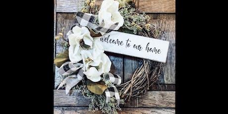 Build a Wreath Workshop tickets