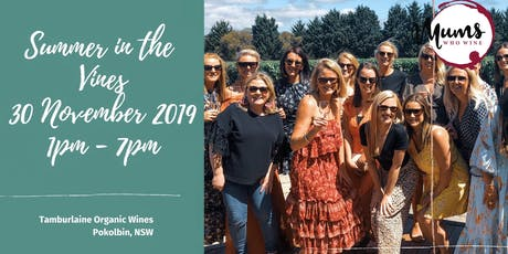 Summer in the Vines tickets