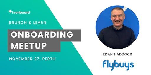 Brunch & Learn | Flybuys Onboarding Story