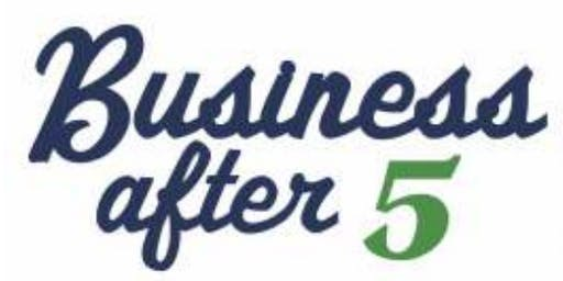Be our guest at the London Chamber of Commerce Mega Business After Five