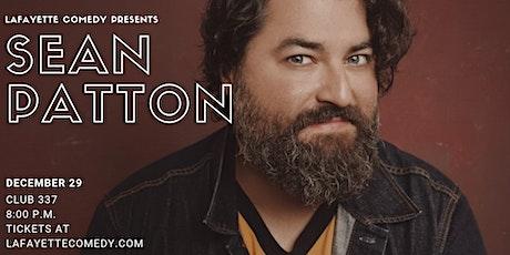 Sean Patton (Late Night with Jimmy Fallon, Conan, Comedy Central, Showtime) tickets