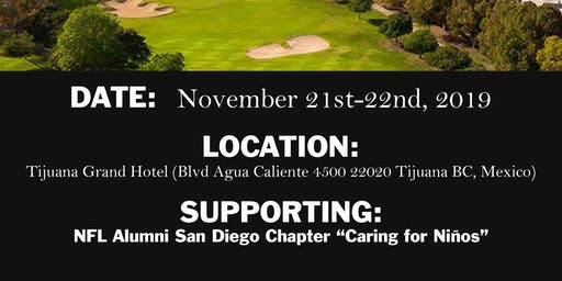 NFL Alumni SD Chapter Golf Classic Mexico