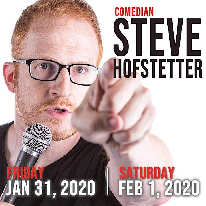 Steve Hofstetter image