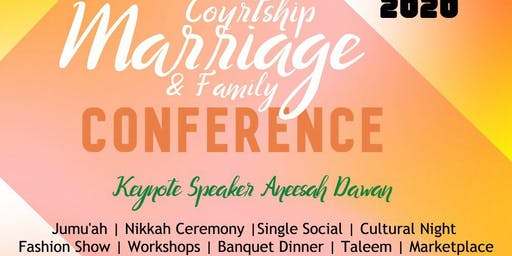 Courtship, Marriage & Family Conference
