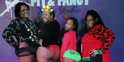 Christmas 'Tacky Sweaters & Panties Affair'