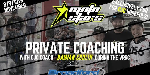 Trackside Coaching with Damian Cudlin, Broadford State Motorcycle Complex