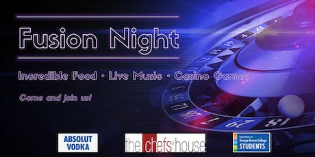 [SRM]: Fusion Night tickets