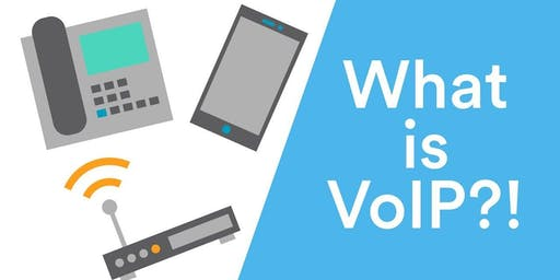 VoIP - What you need to know! - DAGI Lunch and Learn  Series