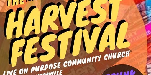 LOP's Harvest Festival!