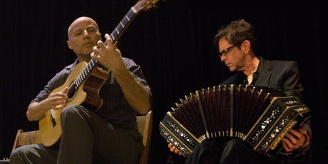 Live Tango Music: Milonga La Bruja with Seth & Guillermo tickets