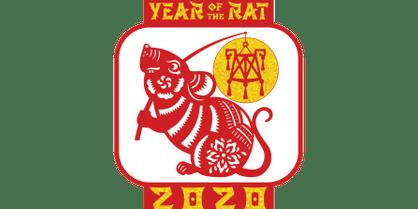2020 New Year Challenge-The Year of the Rat -Washington