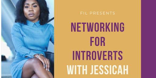 Networking for Introverts by Jessicah Pierre