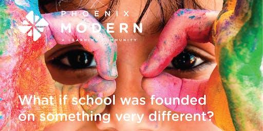 Phoenix Modern Campus Tour