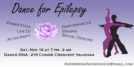 Dance for Epilepsy tickets