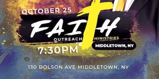 Faith Outreach Ministries Grand Opening