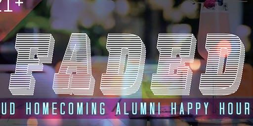 "FADED The UD Alumni ""Happy Hour"""