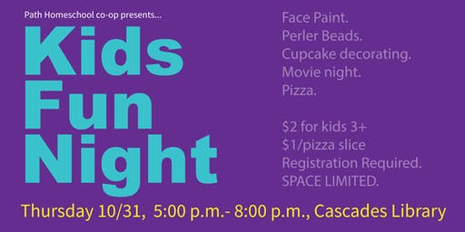 Kids' Fun Night