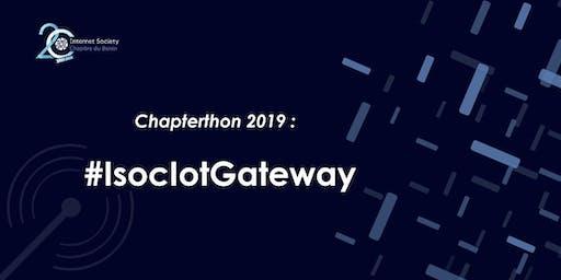 Isoc IotGateway- Journée publique de démo et presentation des résultats