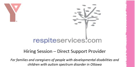 YEAC Hiring Session: Respite Services