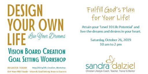 Vision Board Creation & Goal Setting Workshop
