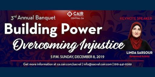 CAIR 3rd Annual Fresno Banquet