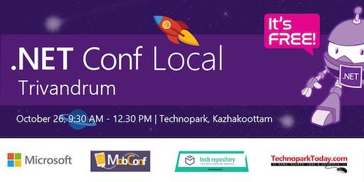 .Net Conf 2019 Local -Trivandrum