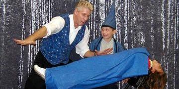 Tony Daniels Halloween Magic Show!