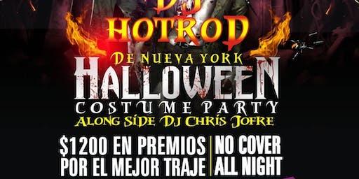 COSTA RICA HALLOWEEN BASH w/ DJ HOTROD @ XTC